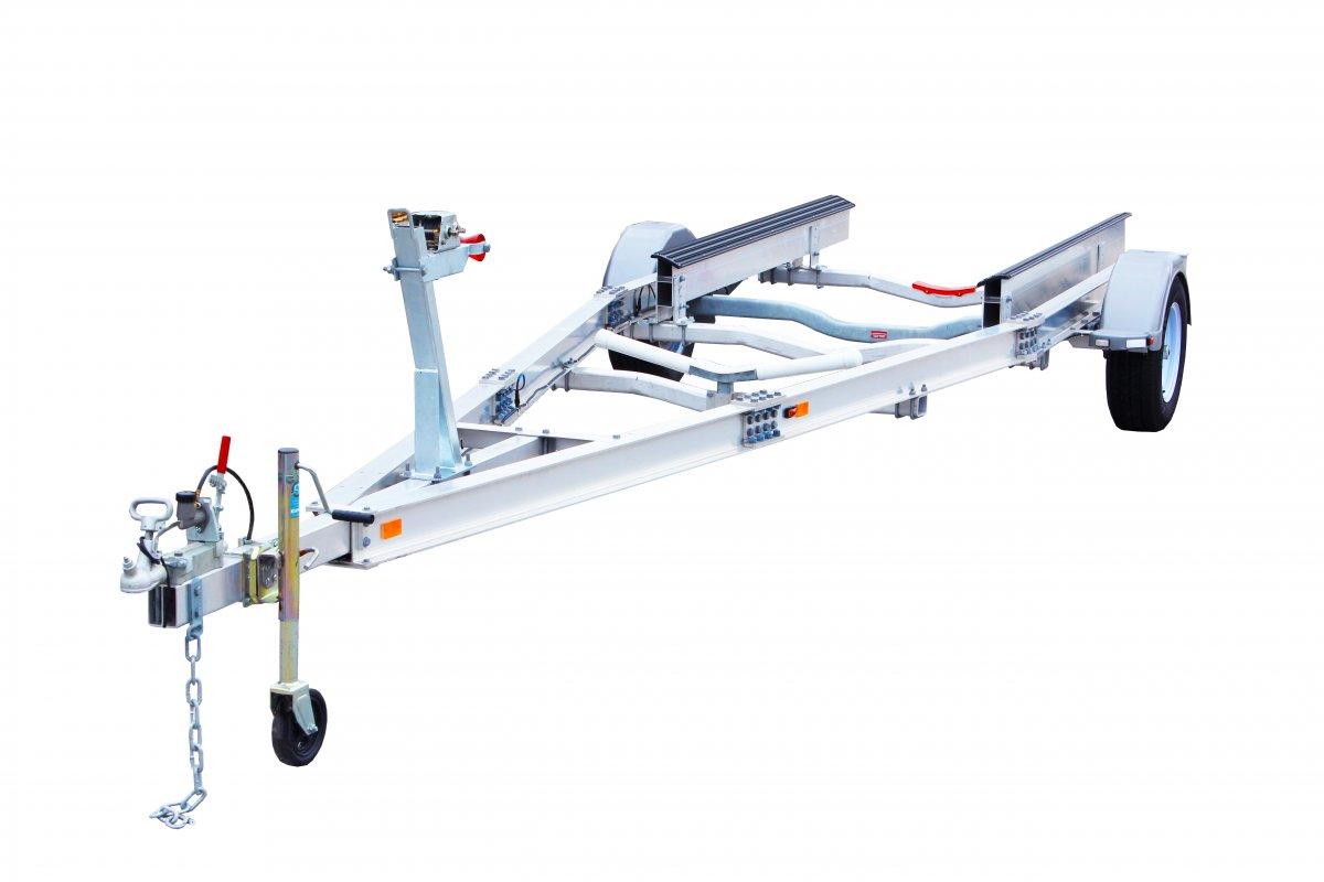 boat trailer single or dual axle aqua rite wiring diagram used 2 ton alloy qld for sale