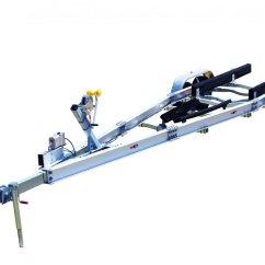 Boat Trailer Single Or Dual Axle Scosche Loc2sl Wiring Diagram 4 5 Ton Alloy Victoria For Sale