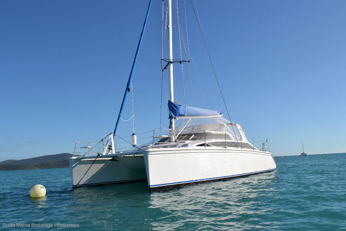 Used Perry 43 Catamaran Highline For Sale Yachts For Sale Yachthub