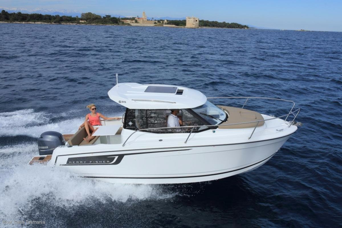 Jeanneau Merry Fisher 695 Power Boats Boat Sales Tasmania