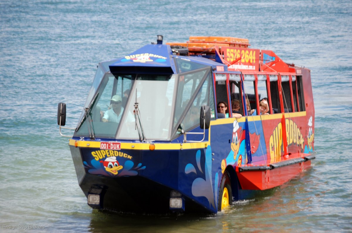 Used Amphibious Duck For Sale Boats For Sale Yachthub