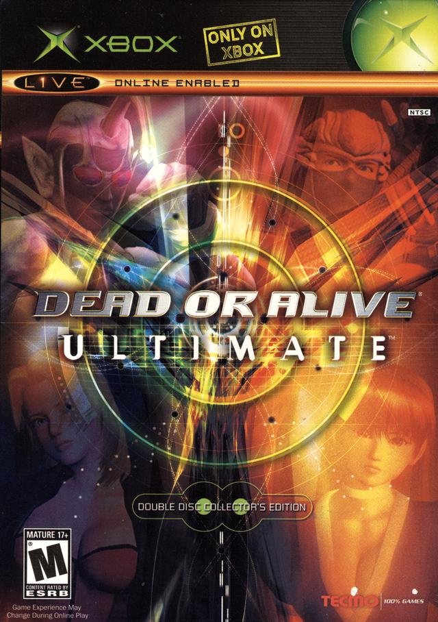 Dead Or Alive 2 Ultimate (USA) Xbox ISO