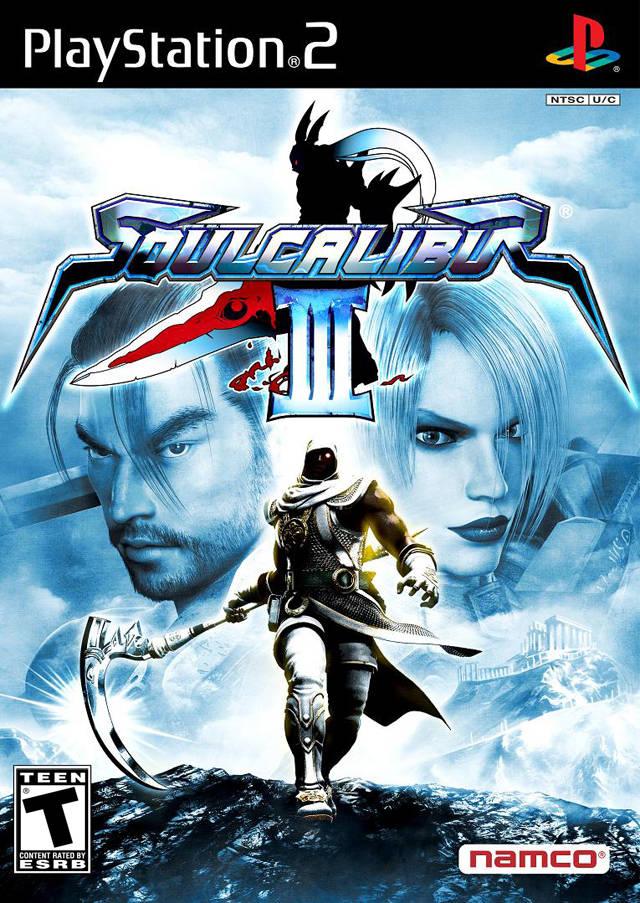Soulcalibur Iii Usa Ps2 Iso