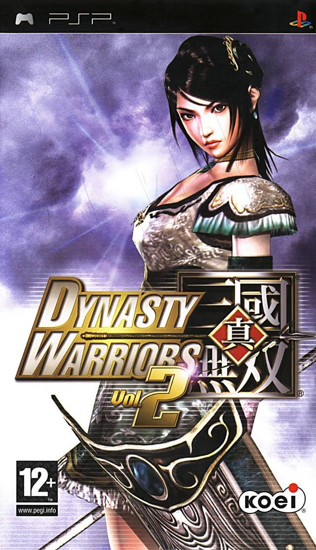 Dynasty Warriors Vol 2 Europe Psp Iso
