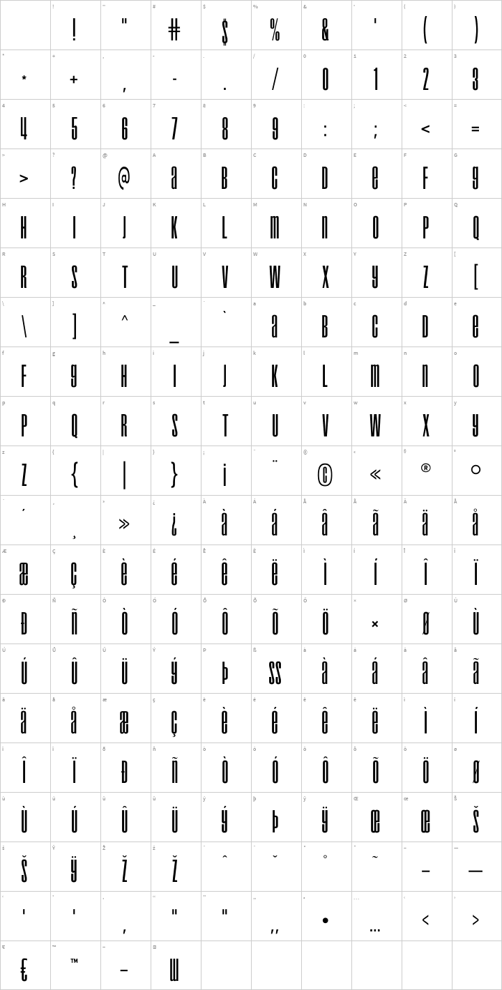 Droid Font Free by Larabie Fonts » Font Squirrel