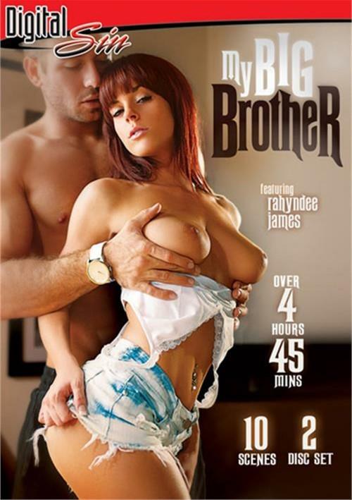 My Big Brother Digital Sin XXX DVD