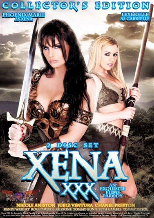 Xena Warrior Princess XXX An Exquisite Films Parody