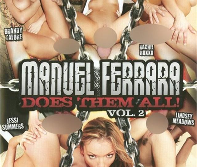 Manuel Ferrara Does Them All Vol