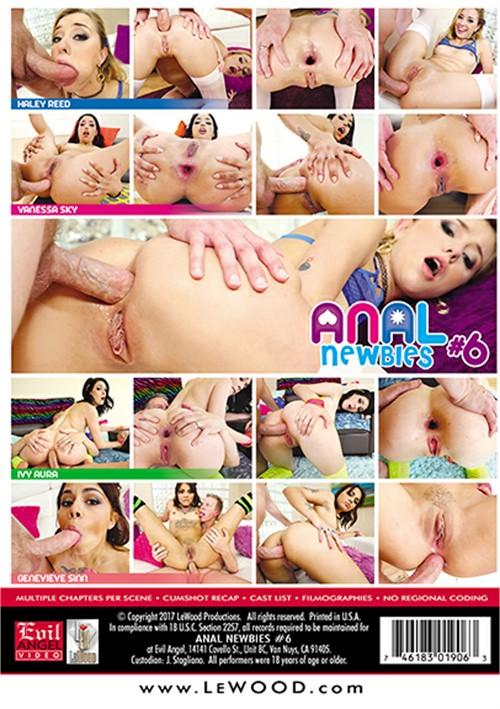 Evil Angel's XXX Anal Newbies