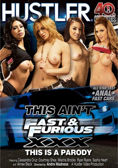 This Ain't Fast & Furious XXX: This Is A Parody Porn Movie