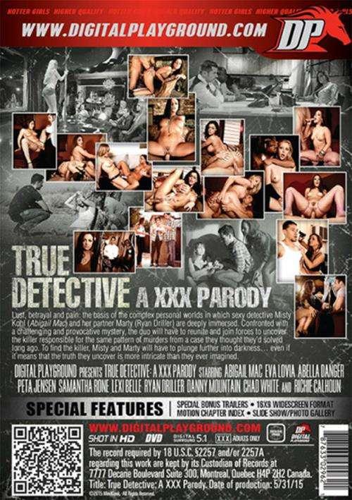 True Detective: A XXX Parody Porn Video
