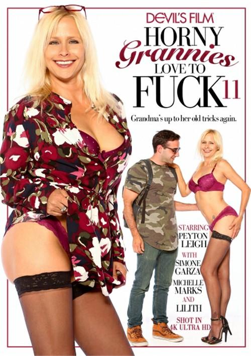 Película porno Horny Grannies Love To Fuck 11 (2017) XXX Gratis