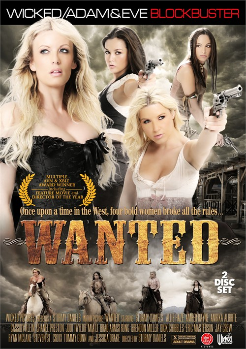 Wanted XXX Parody By Wicked Pictures