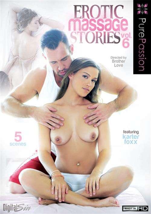 Erotic Massage Stories Vol 6