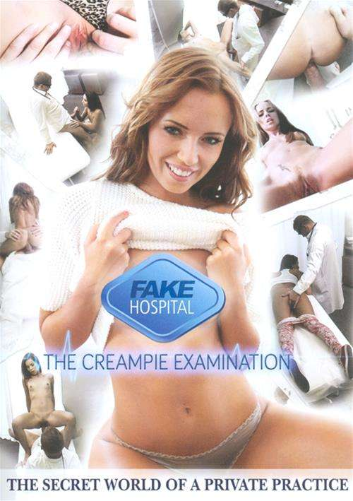 The Creampie Examination 2016 Adult Dvd SexoFilm
