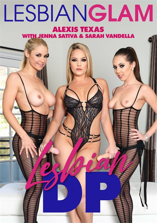 Alexis Texas In Her First Girl Girl Dp Boxcover