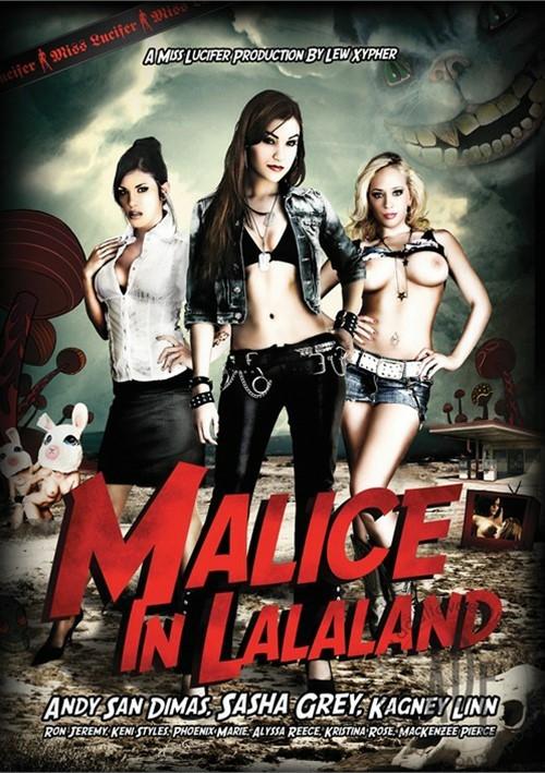 Malice In Lalaland Vivid Porn Parody