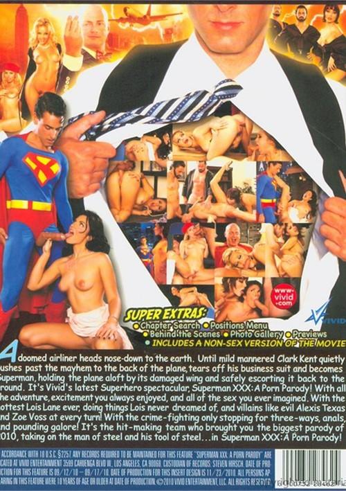 Superman XXX A Porn Parody Vivid