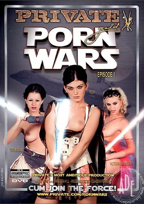 Porn Wars 2 Private Porn Parody Movie