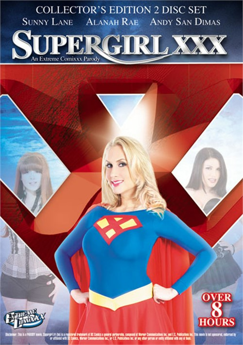 Supergirl XXX : An Extreme Comixxx Parody