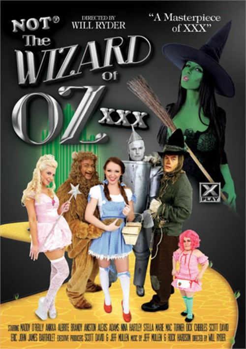 Not The Wizard Of Oz Xxx