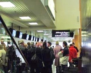 First-class customer service at Southampton Airport