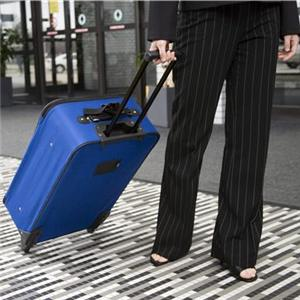 First powered suitcase launched