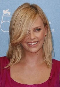 Heathrow Airport chosen by Charlize Theron