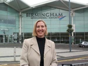 New boss to start work at Birmingham Airport