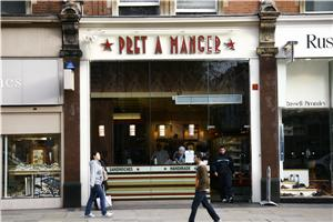Pret A Manger to open at Birmingham Airport