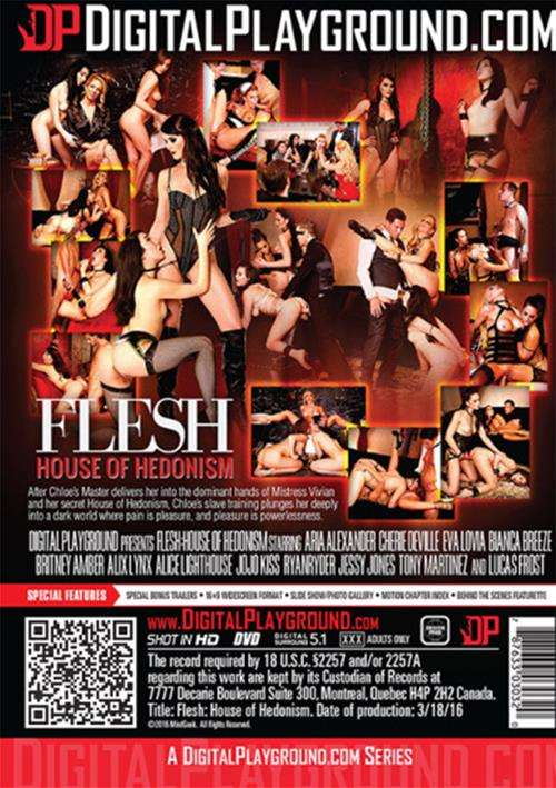 Digital Playground, Cherie De Ville, Tony Martinez, Lucas Frost, Cherie DeVille, Britney Amber, Bianca Breeze, Eva Lovia, Aria Alexander, Alice Lighthouse, JoJo Kiss, Alix Lynx, Jessy Jones, Ryan Ryder, Bondage, Domination, Fetish, Sex Toy Play, Strap-Ons, Flesh - House of Hedonism