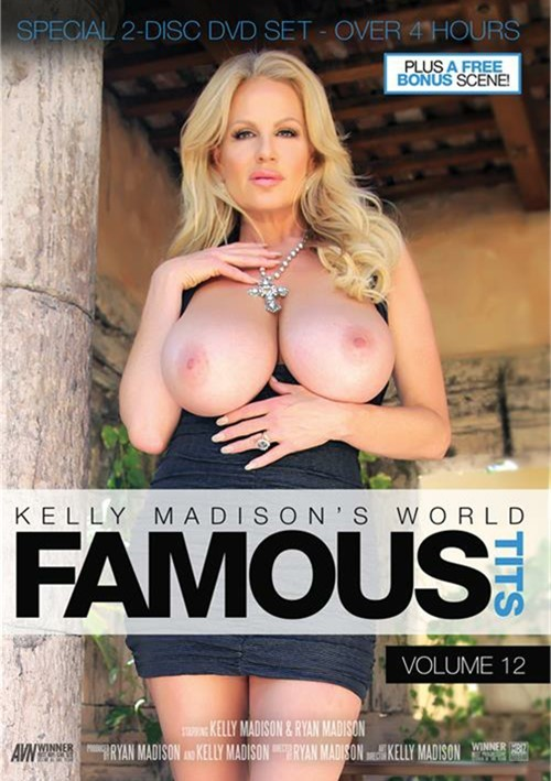 Kelly Madison's World Famous Tits Vol. 12 Porn Fidelity