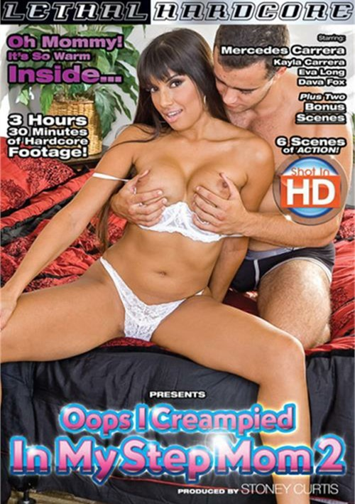 Oops I Creampied In My Step Mom 2 Dvd