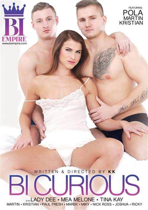 Bi Curious 2016  Adult DVD Empire