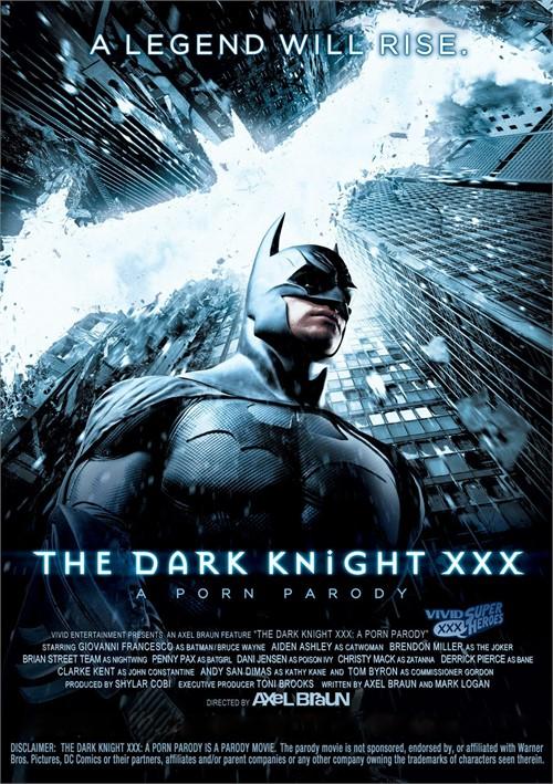 The Dark Knight XXX Parody Free Porn Movie