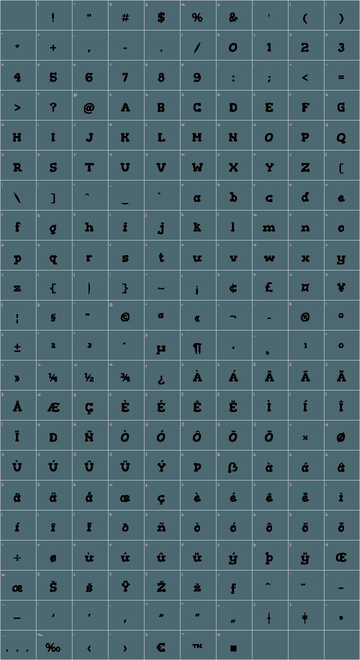 Gorditas Font Free by Gustavo Dipré » Font Squirrel