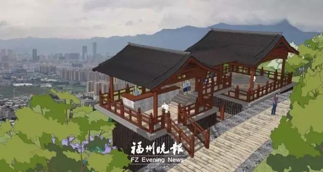 4.5億!倉山區新增一公園!面積相當于兩個金雞山公園!_房產資訊_房天下