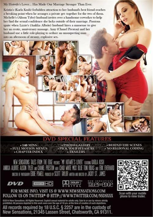 New Sensations Present Porn DVD My Hotwife's Lover