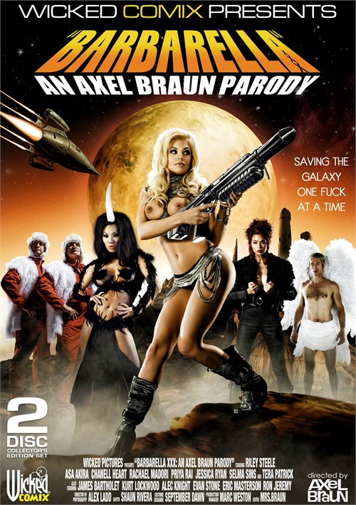 Barbarella xXx An Axel Braun Parody Film