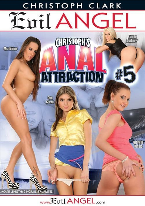 Anal Attraction 5 Amateur