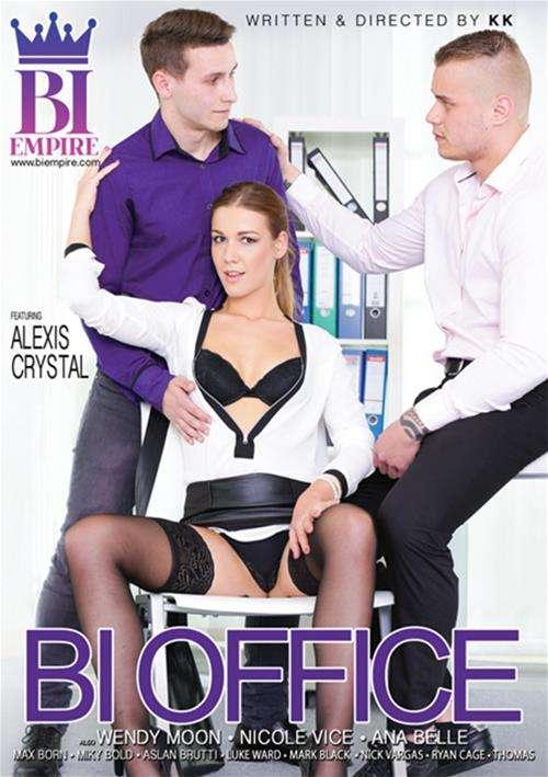 Bi Office 2016  Adult DVD Empire