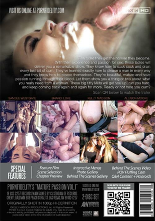 Now Play Mature Passion Free Porn DVD