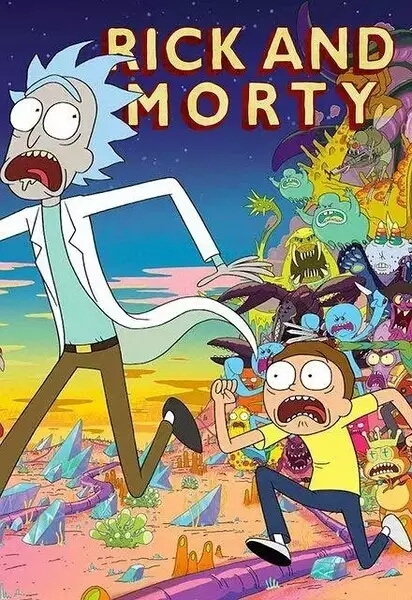 Image Result For Rick And Morty Season
