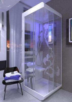 Com muita tecnologia, o box possui até entrada para o carregador do celular - Reprodução/Internet