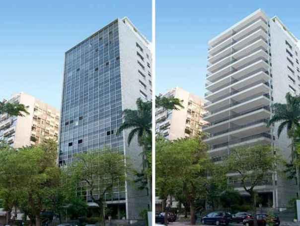 Na área tombada de Brasília, o acréscimo de varandas é considerado ocupação de área pública, nas demais regiões do DF, varia conforme o Código de Edificações