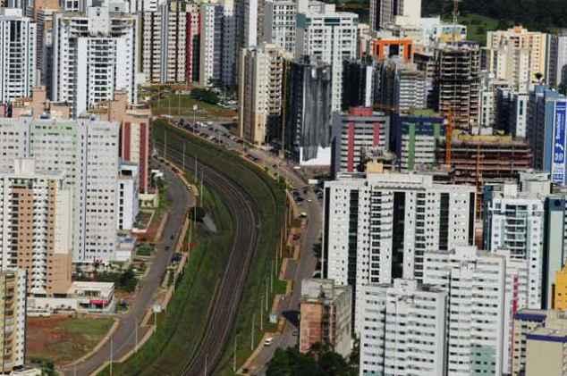 Os três indicadores que compõem o IGP-M apresentaram taxas mais elevadas que no mês anterior (Daniel Ferreira/CB/D.A Press)
