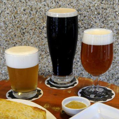 Cervejas do Bar Santuário da 214 Norte (Carlos Vieira/CB/D.A Press)