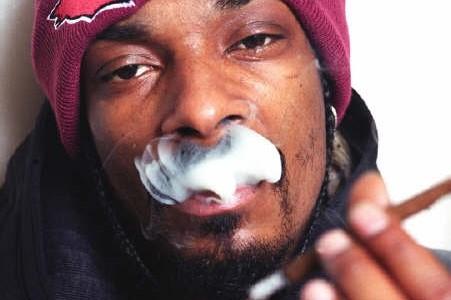 O rapper falou sobre seus hábitos em um bate-papo com os fãs na rede social. Foto: Snoop News/Divulgação