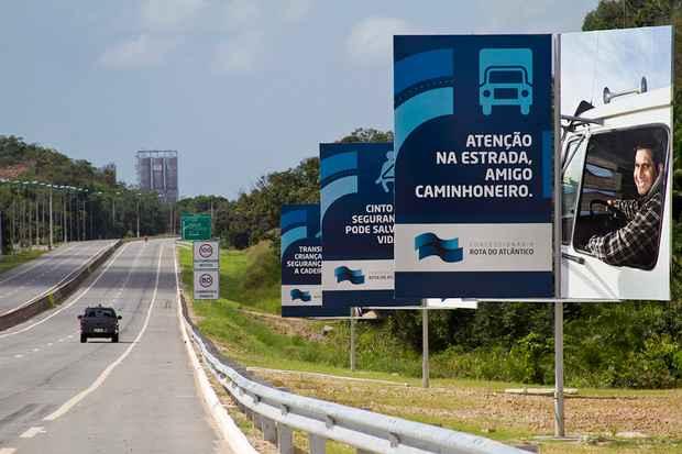 Devem circular 15 mil quilômetros por dia na rodovia / Foto: CRA/Divulgação