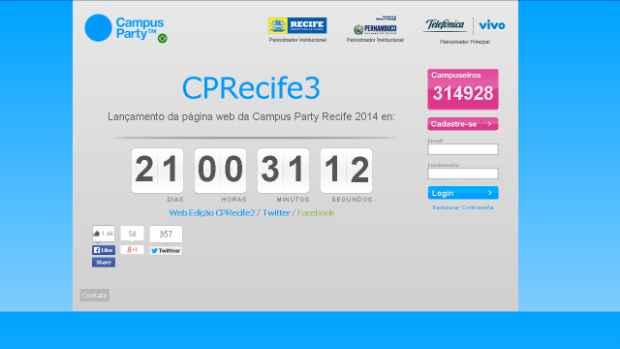 (Campus Party/Reprodução)